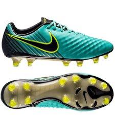 nike magista opus ii fg wmns ec17 pack - turkis/sort/neon dame - fodboldstøvler