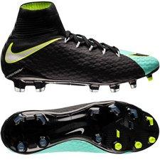 Nike Hypervenom Phatal 3 DF WMNS EC17 Pack Turkis/Sort/Neon Dame
