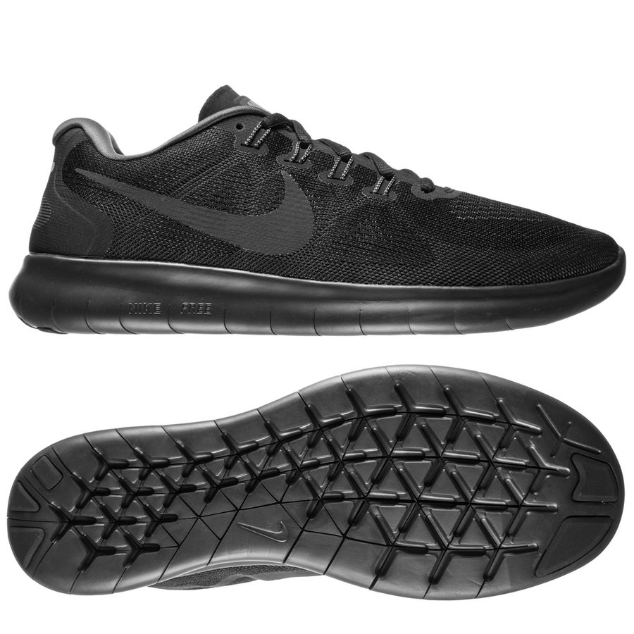 online store 26396 1afdf nike free rn 2017 - blackanthracite woman - running shoes ...