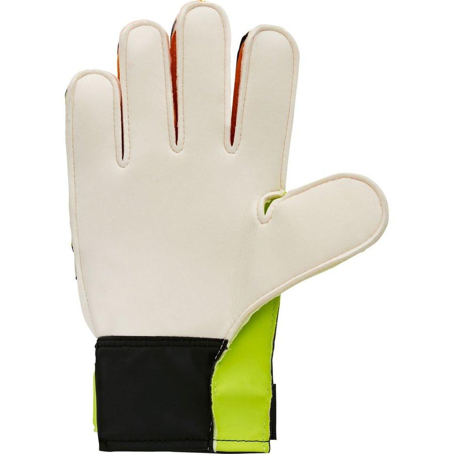 nike gants de gardien match jaune fluo orange noir enfant. Black Bedroom Furniture Sets. Home Design Ideas