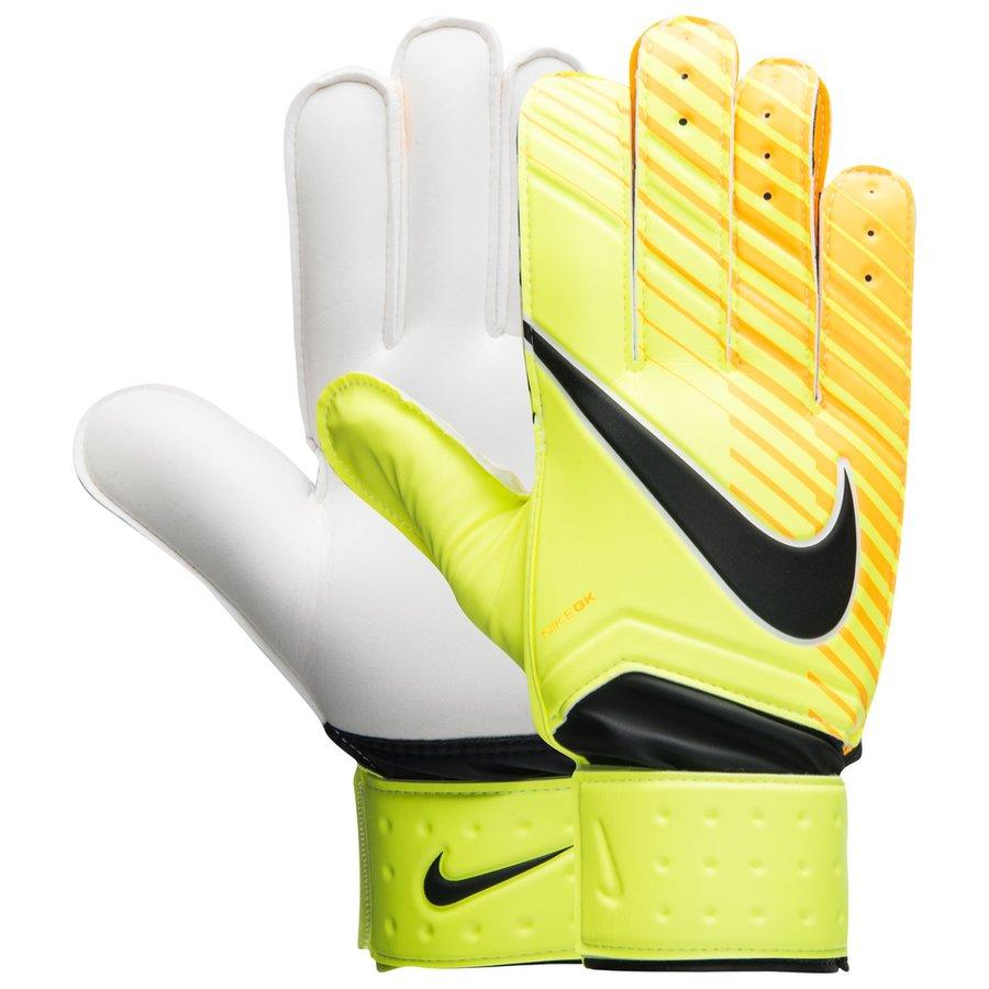 nike gants de gardien match fa jaune fluo orange noir. Black Bedroom Furniture Sets. Home Design Ideas