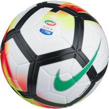Nike Fotboll Ordem V Serie A - Vit/Svart/Grön