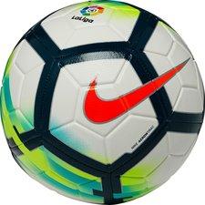 Nike Fodbold Strike La Liga - Hvid/Sort/Orange