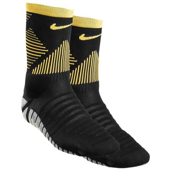order online newest collection good Nike Football Socks Strike Mercurial Crew Lock in. Let loose. - Black/Laser  Orange