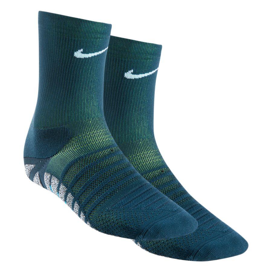 chaussette de foot nike bleu
