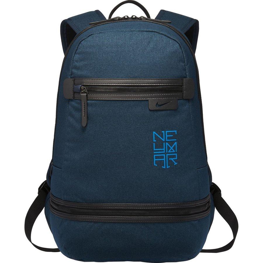 nike backpack neymar jr. football - navy black lite blue lacquer - bags ... fcb6f717b941d