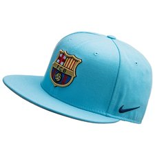 Image of   Barcelona Kasket Snapback Core - Turkis/Navy