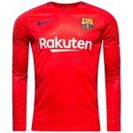 barcelona målmandstrøje 2017/18 - fodboldtrøjer