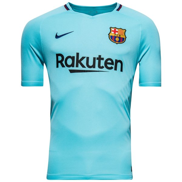 Fc barcelone maillot ext rieur 2017 18 for Fc barcelone maillot exterieur