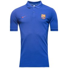 Image of   Barcelona Polo NSW Crest - Navy/Bordeaux