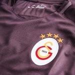 galatasaray 3. trøje 2017/18 børn - fodboldtrøjer