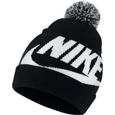 nike beanie - black/white kids - hats