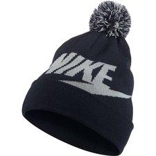 nike beanie - obsidian/wolf grey kids - hats