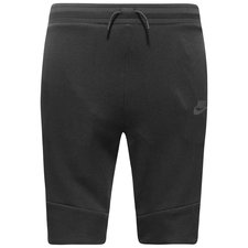Image of   Nike NSW Tech Fleece Shorts - Sort/Grå Børn