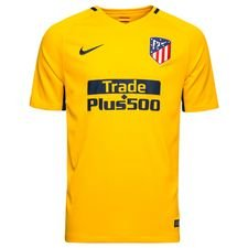 atletico madrid away shirt 2017/18 kids - football shirts