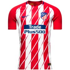 atletico madrid home shirt 2017/18 vapor - football shirts