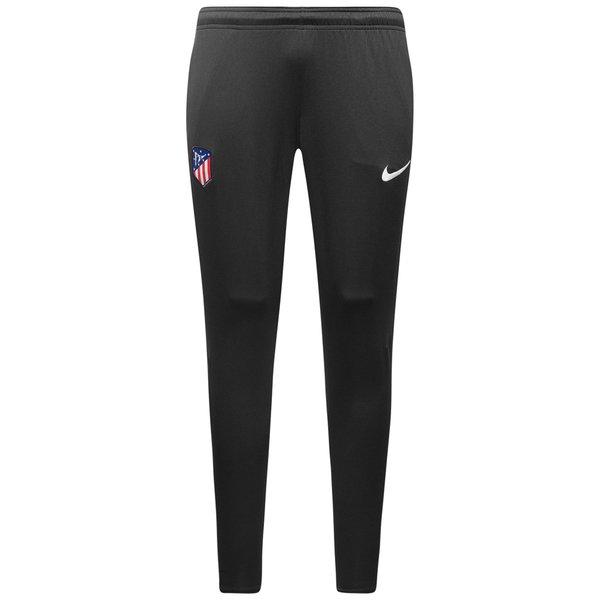 atletico madrid træningsbukser dry squad - sort/rød - træningsbukser