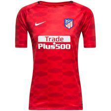 Image of   Atletico Madrid Trænings T-Shirt Dry Squad GX - Rød/Sort/Hvid Børn