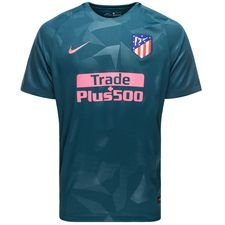 atletico madrid third shirt 2017/18 - football shirts