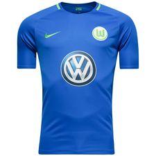 Wolfsburg Bortatröja 2017/18