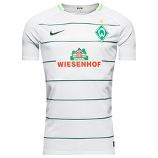 werder bremen away shirt 2017/18 kids - football shirts