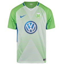 Wolfsburg Hjemmebanetrøje Børn