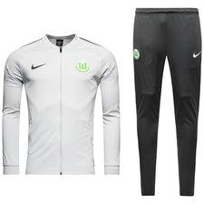 Wolfsburg Trainingspak Dry Squad Knit - Grijs/Grijs