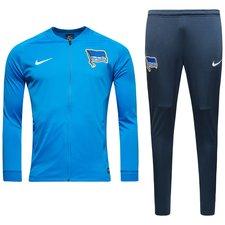 Hertha Berlin Trainingspak Dry Squad Knit - Blauw/Navy/Wit