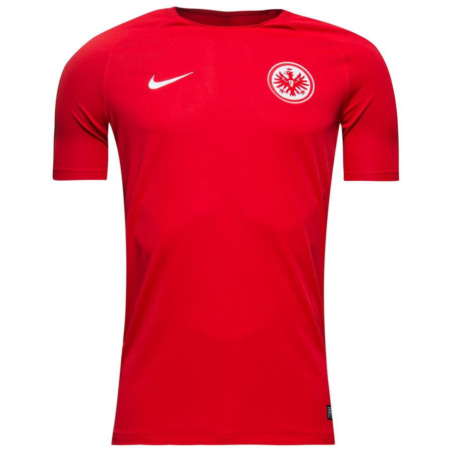 eintracht frankfurt training t shirt breathe squad. Black Bedroom Furniture Sets. Home Design Ideas
