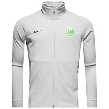 Image of   Wolfsburg Track Top NSW Authentic - Grå
