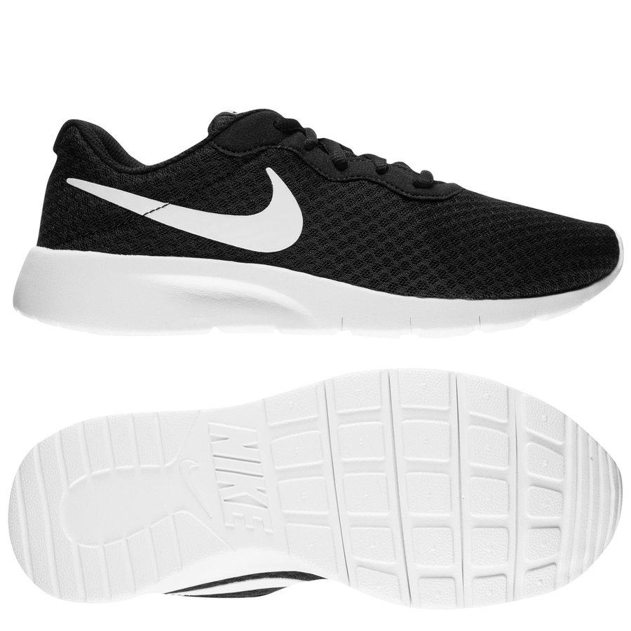 Nike Tanjun - Enfants Noir / Blanc 4ErpBy