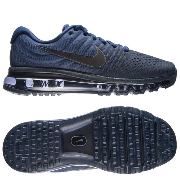 attractive price nice shoes buy sale Nike Air Max 2017 - Navy/Schwarz Kinder