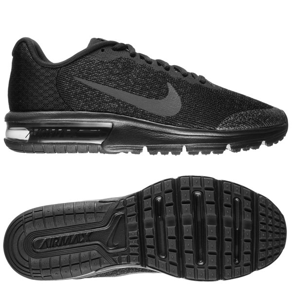 air max sequent 2 noir