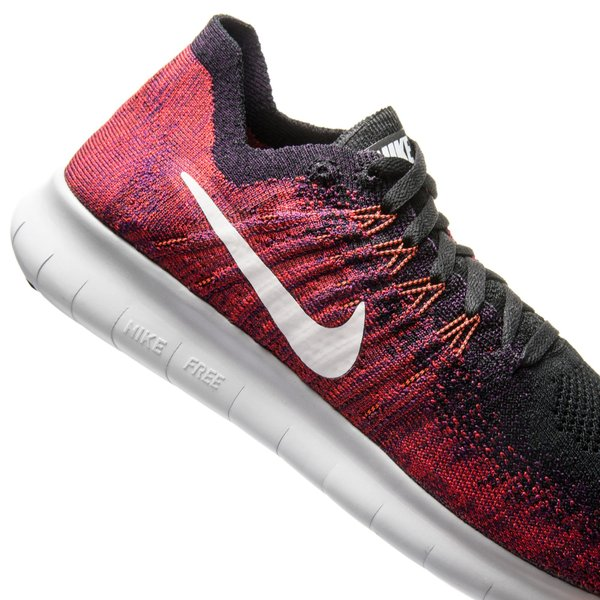 big sale a051d 329dd Nike Free RN Flyknit 2017 - Black/Pure Platinum/Total ...