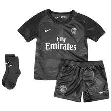 Paris Saint-Germain Tredjetröja 2017/18 Mini-Kit Barn