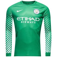 Manchester City Målmandstrøje Børn