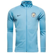 Image of   Manchester City Track Top NSW Authentic - Blå/Hvid/Navy
