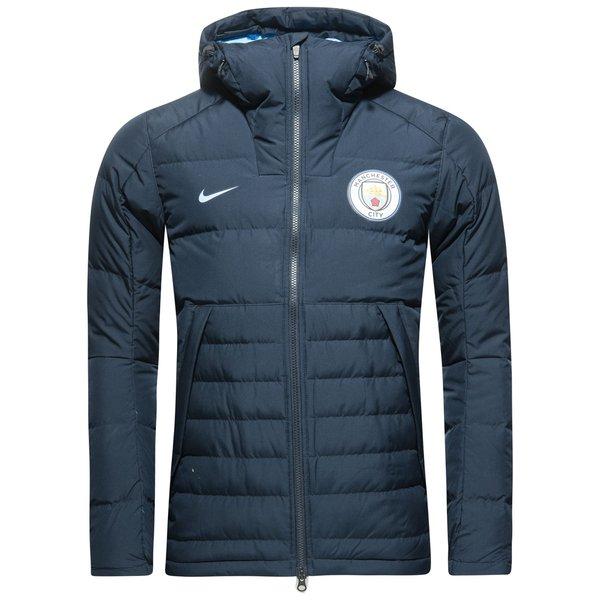 manchester city winter jacket nsw - dark obsidian field blue - jackets ... dd6218f87