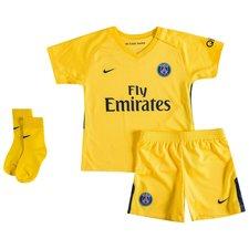 paris saint-germain udebanetrøje 2017/18 baby-kit børn - fodboldtrøjer