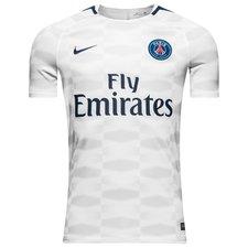 Paris Saint-Germain Tränings T-Shirt Dry Squad - Vit/Navy