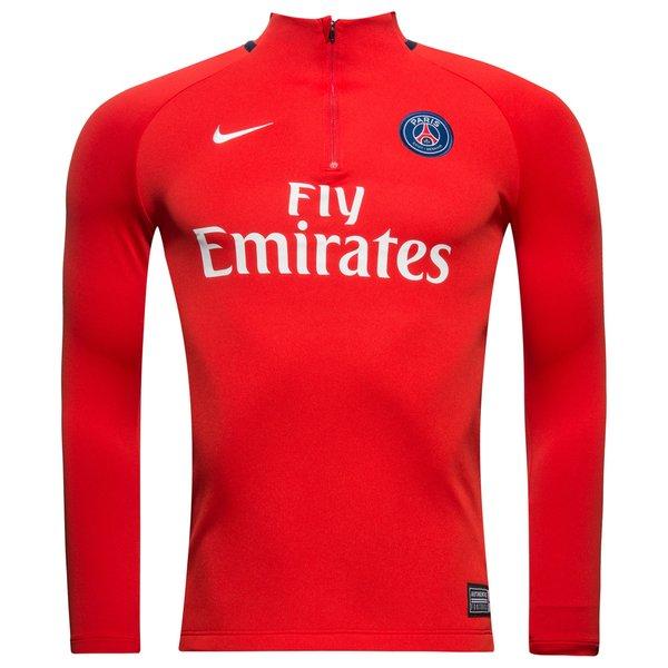Nike Paris Saint Germain Squad Boys Training Top