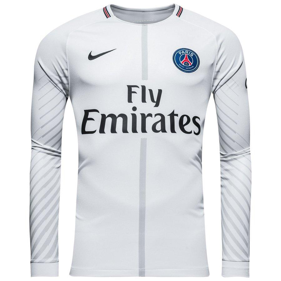 paris saint germain goalkeeper shirt 2017 18 - football shirts ... 603deb69836c9