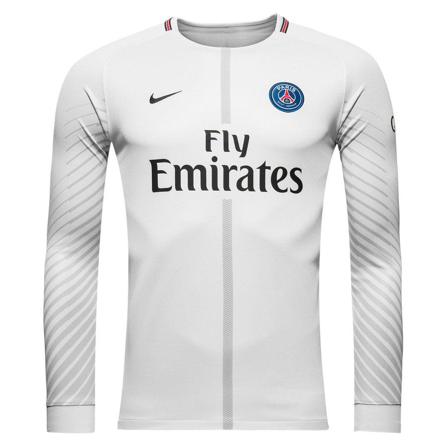 paris saint germain goalkeeper shirt 2017 18 kids - football shirts ... 0705dab35a3a2
