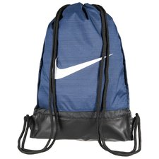 nike gym sack brasilia - midnight navy/black/white - bags