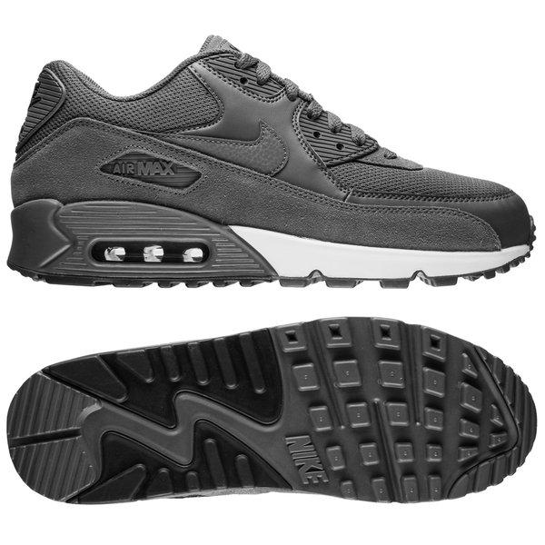nike air max 90 grijs zwart