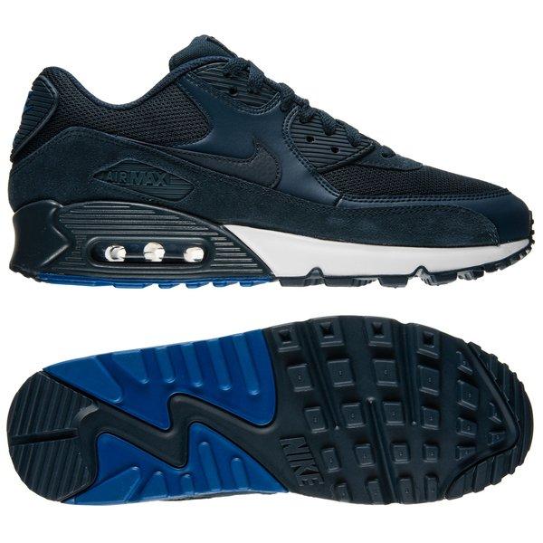 Nike Air Max 90 Essential BlåVit