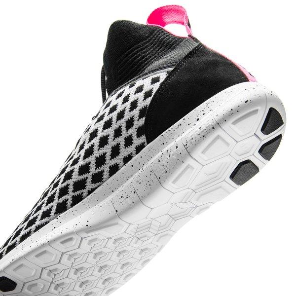 uk availability 64cc7 939dd Nike Free Hypervenom III FC Flyknit - Black/White/Pink Blast ...