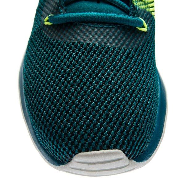 super popular c58da 7f82b Nike Tanjun Racer - Vert Foncé Blanc Cassé Jaune Fluo 3