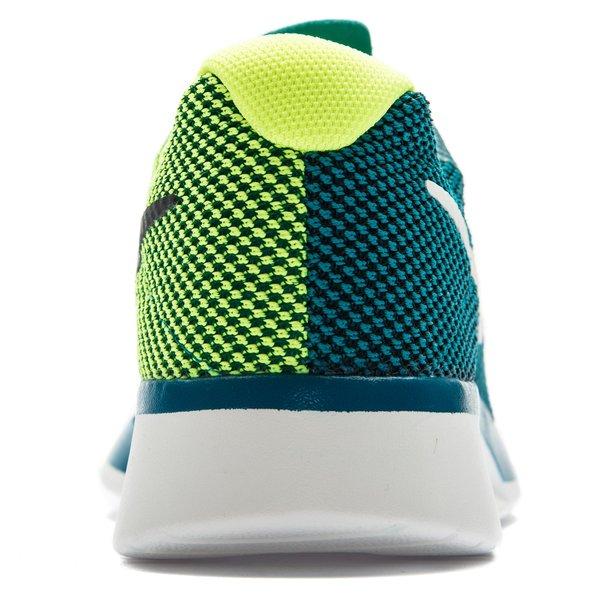 outlet store 2bffb 7664c Nike Tanjun Racer - Vert Foncé Blanc Cassé Jaune Fluo 2