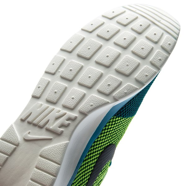 new concept f5a16 77051 Nike Tanjun Racer - Vert Foncé Blanc Cassé Jaune Fluo 6